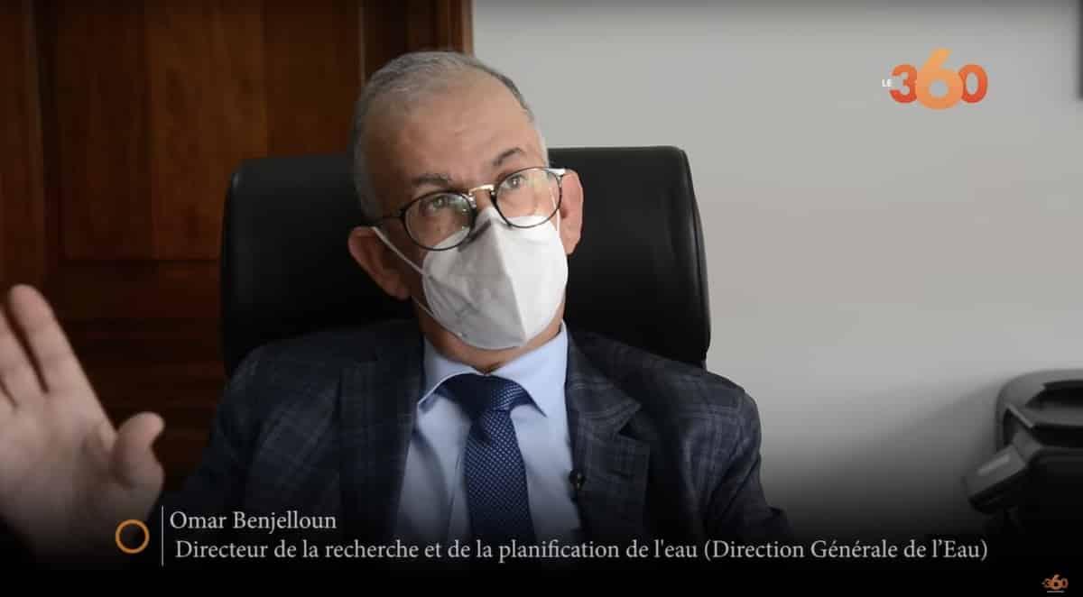 Dessalement d'eau de mer: Omar Benjelloun, directeur de la recherche et de la planification de l'eau au ministère de l'Equipement, du transport, de la logistique et de l'eau.